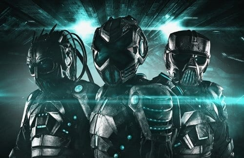 Destroid: Excision, Downlink & KJ Sawka