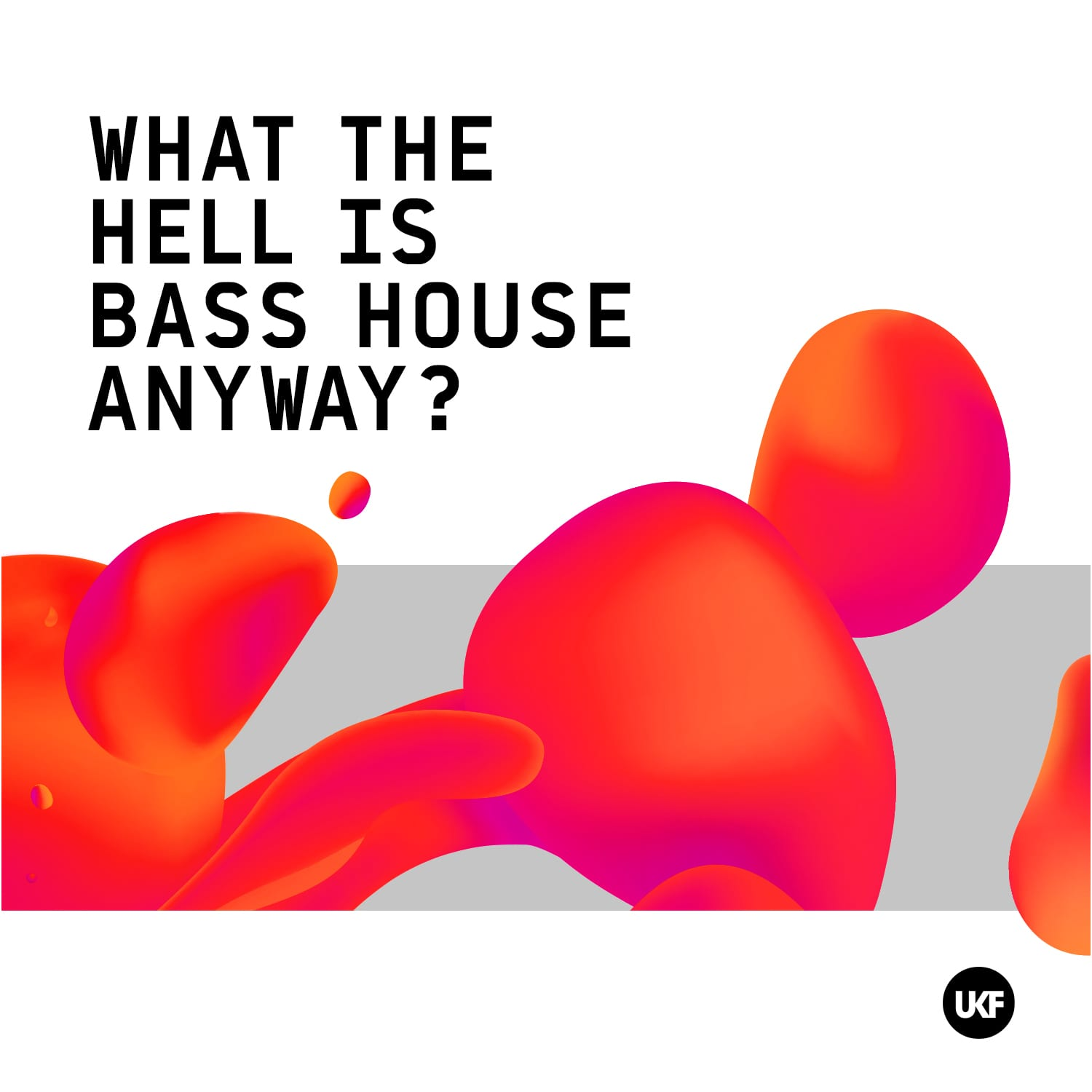 what the hell is bass house