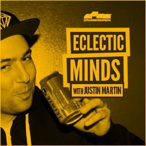 Eclectic Minds: Justin Martin