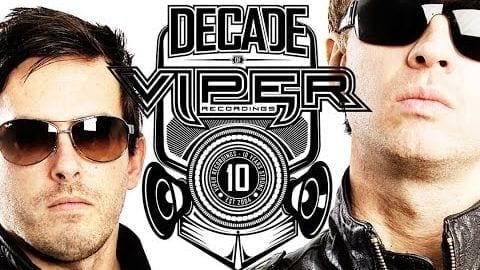 Matrix & Futurebound – Decade of Viper Recordings