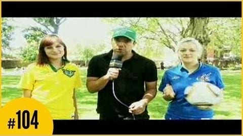 D&BTV Live #104 World Cup Special (Circa 16th June 2010)