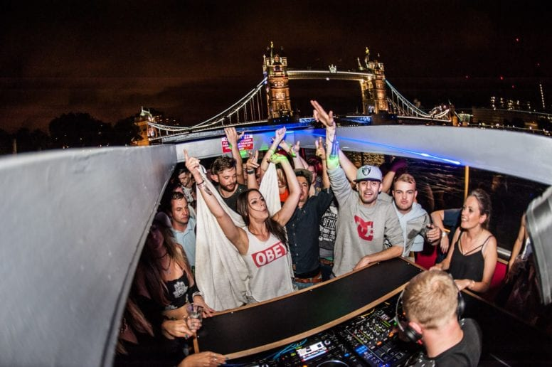 "Review: ""The Prototypes Present…"" Summer Boat Party"