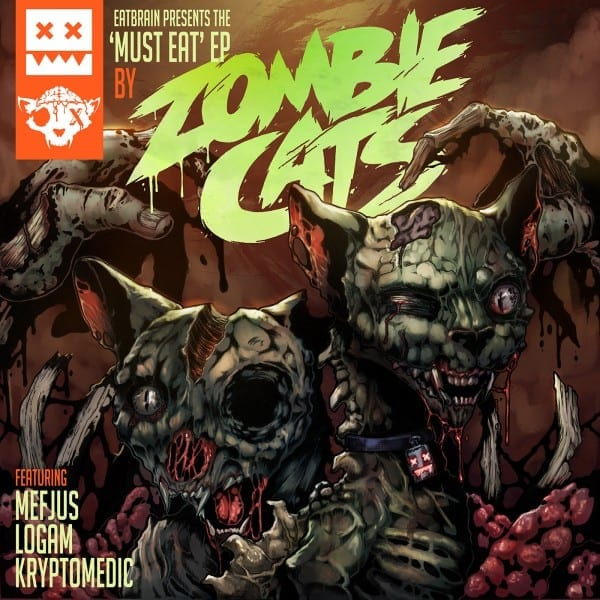 Zombie Cats: Tails of the Unexpected