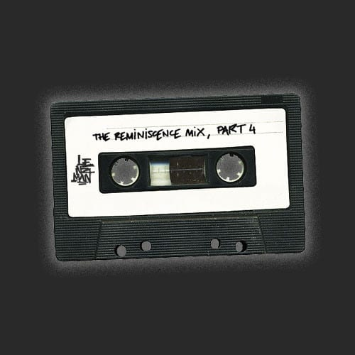 Lenzman – The Reminiscence Mix, Part 4
