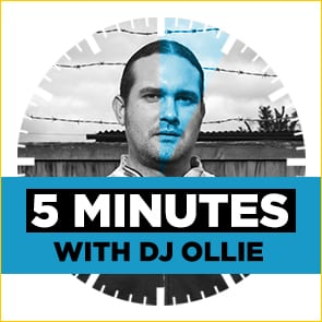 Five Minutes with: DJ Ollie