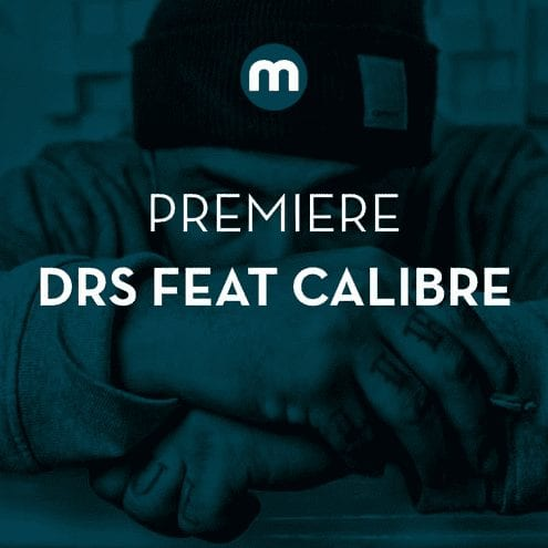 Mixmag Premiere: DRS 'Something To Believe In' ft. Calibre