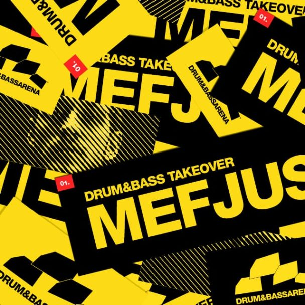 Spotify D&B Takeover: Mefjus