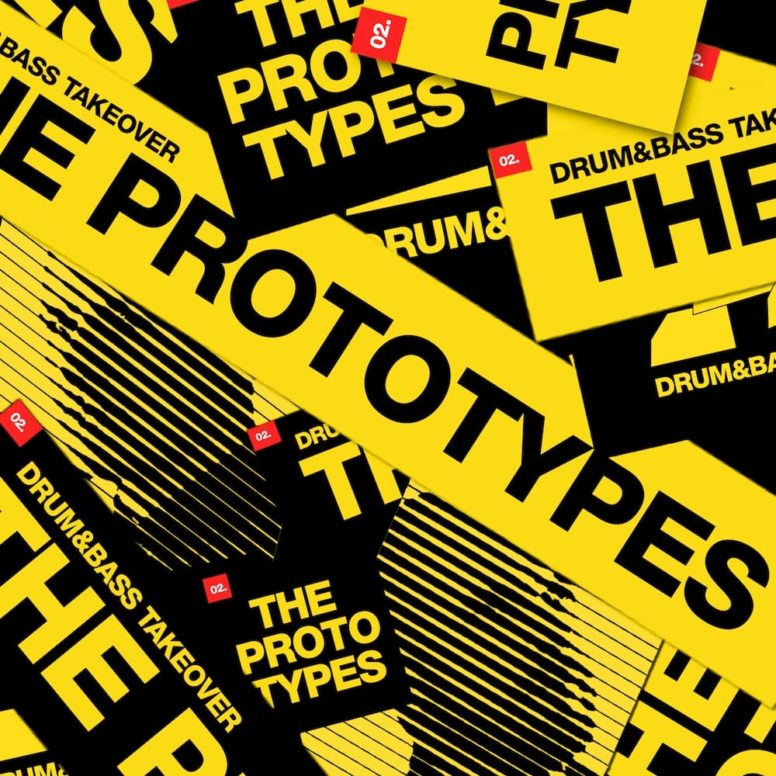 Spotify D&B Takeover: The Prototypes