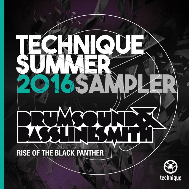 Drumsound & Bassline Smith – Rise of the Black Panther