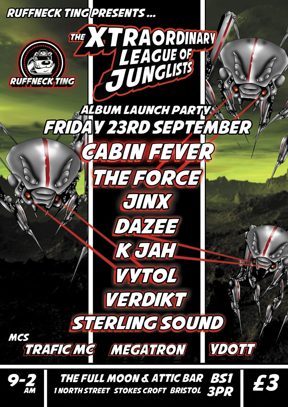 ruffneck-ting-xlj-launch-cabin-fever-23-9-2016