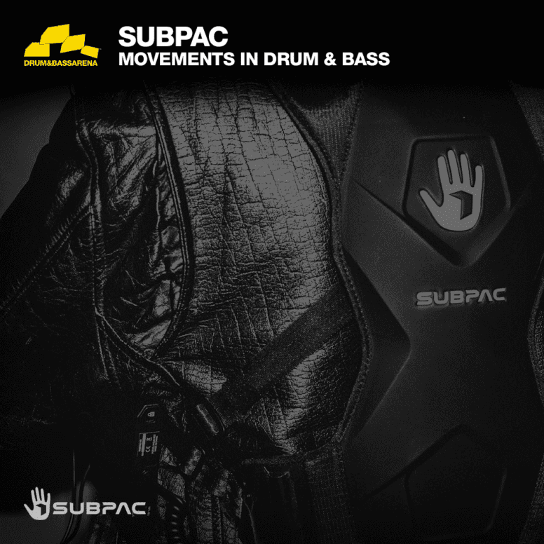 SubPac – Movements in Drum & Bass