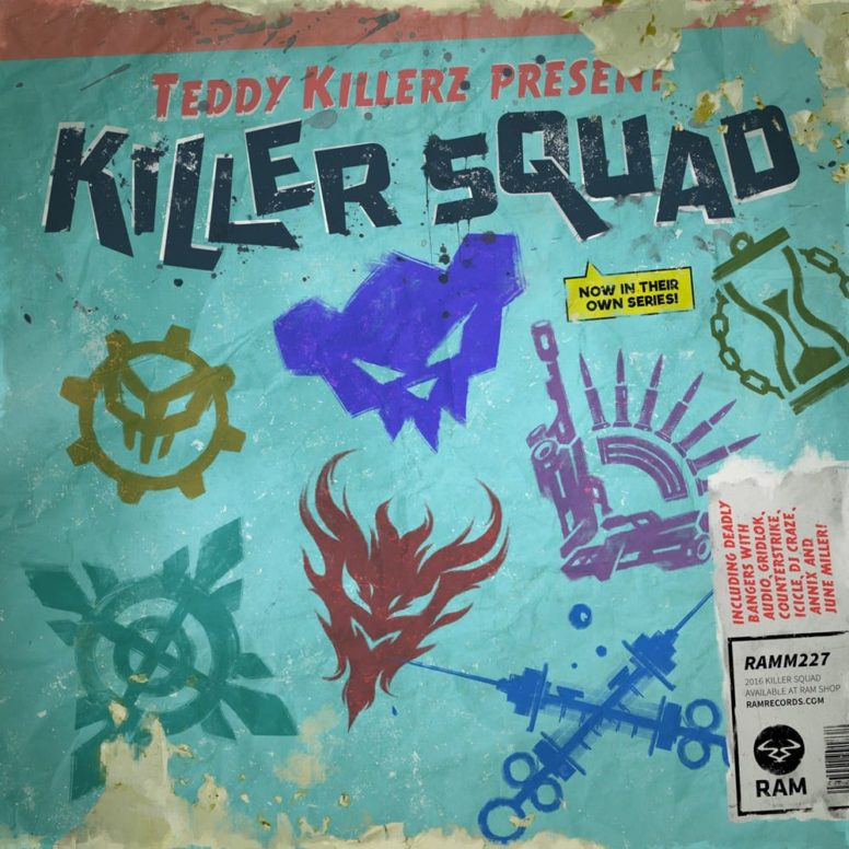 Teddy Killerz & Friends: Top Killer Collabz