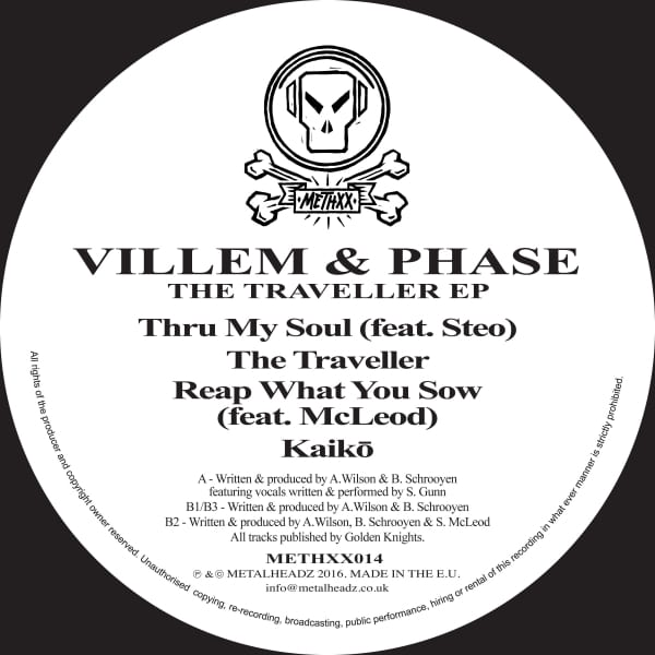 Villem & Phase: Meeting of Minds