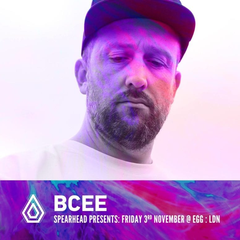 BCee – Spearhead Presents EGG LDN Promo Mix