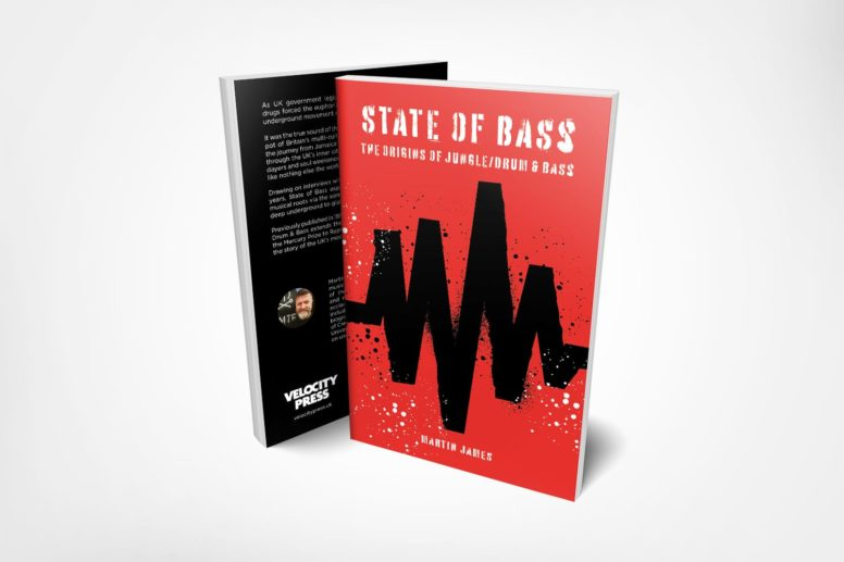 Seminal Jungle Culture Book State Of Bass To Be Reissued For The First Time