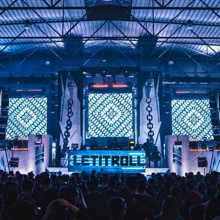 D&BTV is heading to Let It Roll Winter 2020