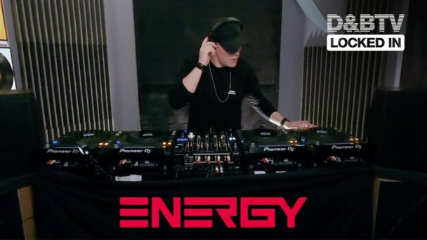 A.M.C Presents ENERGY - D&BTV: Locked In (DJ Set)