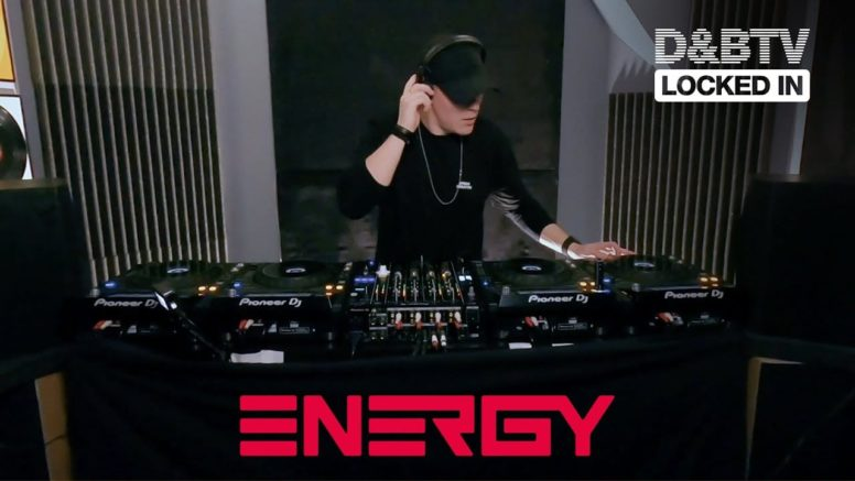 A.M.C Presents ENERGY – D&BTV: Locked In (DJ Set)