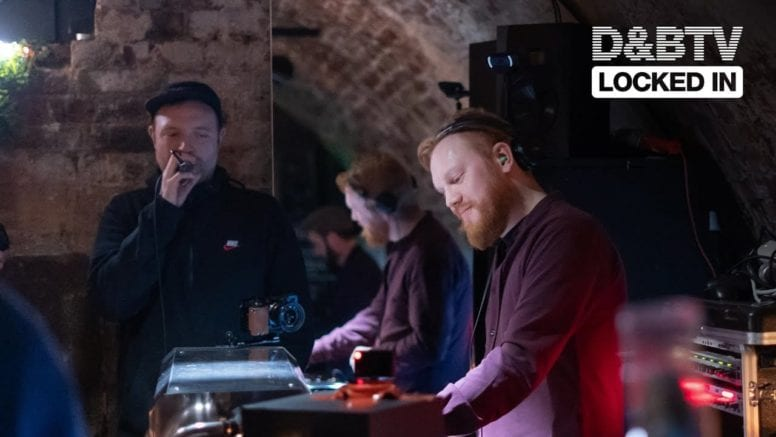 Philth – 'Moments In Time' Album Launch – D&BTV: Locked In (DJ Set)