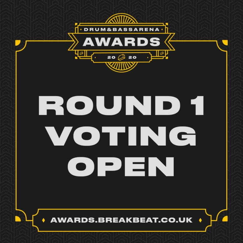 Drum&BassArena Awards 2020: Round 1 Voting is open!